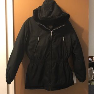 Limited hooded jacket